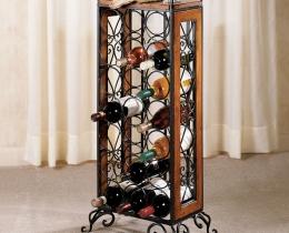 Кованые винницы, подставки под вино №56