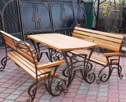 Кованые столы в Воронеже №125