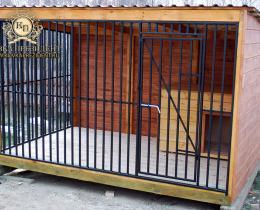 Кованая мебель для питомцев №81