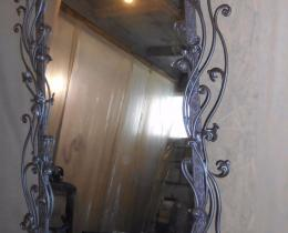 Кованые зеркала в Воронеже №59