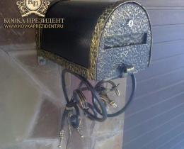Кованые таблички, вывески, почтовые ящики №13