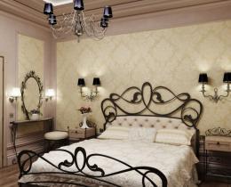 Кованые кровати в Воронеже №67