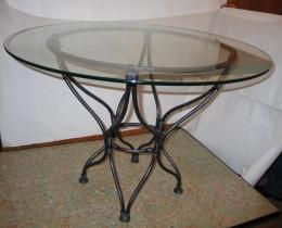 Кованые столы в Воронеже №155