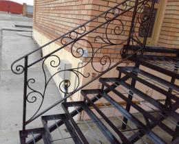 Кованые лестницы в Воронеже №87