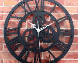 Кованые часы в Воронеже №14