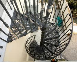 Кованые лестницы в Воронеже №89