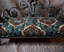 Кованая мебель для питомцев №119