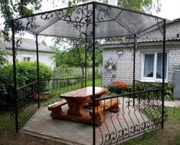 Кованые беседки в Воронеже №149