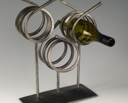 Кованые винницы, подставки под вино №57