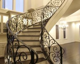 Кованые лестницы в Воронеже №90