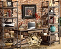 Кованые этажерки, стеллажи, консоли №69
