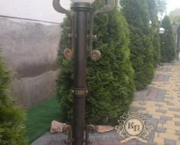 Кованые фонари в Воронеже №20