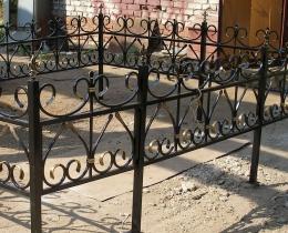 Кованые ограды в Воронеже №148