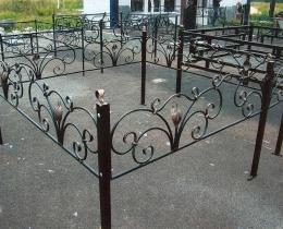 Кованые ограды в Воронеже №52