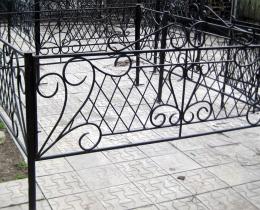 Кованые ограды в Воронеже №54