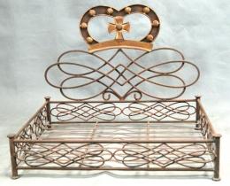 Кованая мебель для питомцев №120