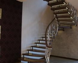 Кованые лестницы в Воронеже №101