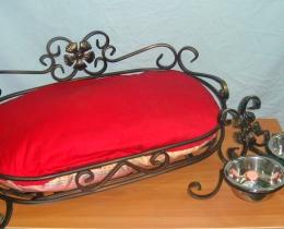 Кованая мебель для питомцев №121