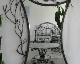 Кованые зеркала в Воронеже №151