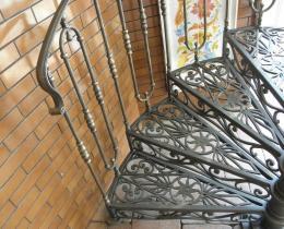 Кованые лестницы в Воронеже №92