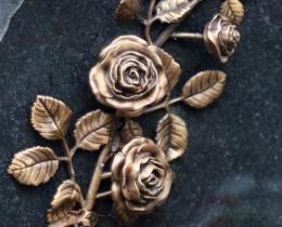 Кованые цветы в Воронеже №113