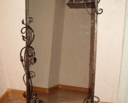 Кованые зеркала в Воронеже №154