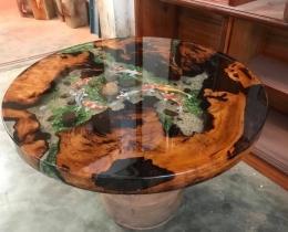 Дизайнерские столы, столешницы №80