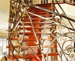 Кованые лестницы в Воронеже №93