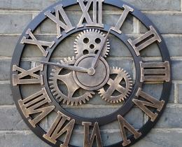 Кованые часы в Воронеже №102