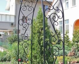 Кованые арки в Воронеже №112