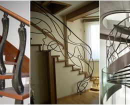Кованые лестницы в Воронеже №94