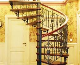Кованые лестницы в Воронеже №95