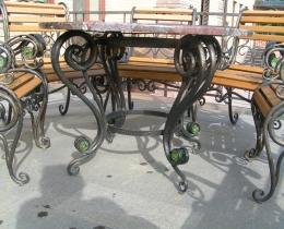 Кованые столы в Воронеже №151