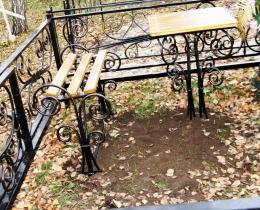 Кованые столы в Воронеже №147