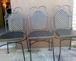 Кованые стулья в Воронеже №120