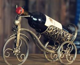Кованые винницы, подставки под вино №63