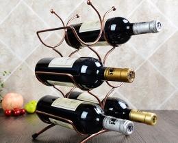 Кованые винницы, подставки под вино №64