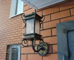 Кованые фонари в Воронеже №42