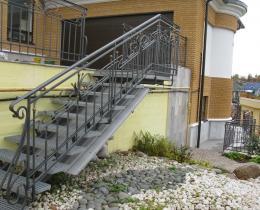 Кованые лестницы в Воронеже №96