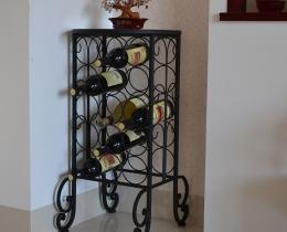 Кованые винницы, подставки под вино №66
