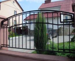 Кованые заборы в Воронеже №55