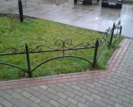 Кованые ограждения в Воронеже №80