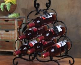 Кованые винницы, подставки под вино №67