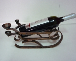 Кованые винницы, подставки под вино №69