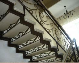 Кованые лестницы в Воронеже №99