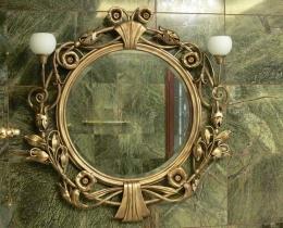 Кованые зеркала в Воронеже №157